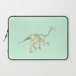 Pastel Iguanodon Laptop Sleeve