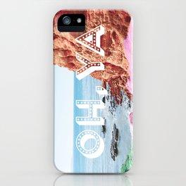 OH YA iPhone Case