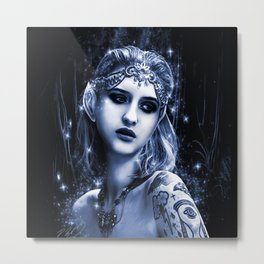 FAERIE OF THE FOREST Metal Print
