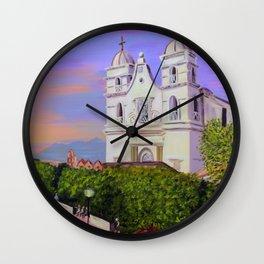 Tecalitlan Wall Clock