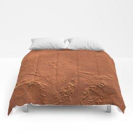 Mars Surface Comforters