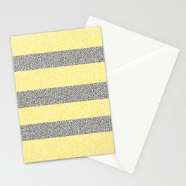 bee movie script shirt Stationery Cards