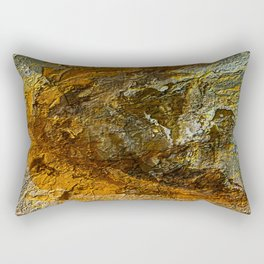 Dying Thoughts Rectangular Pillow