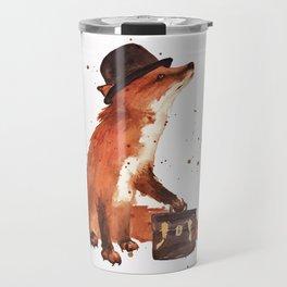 Downtown Fox Travel Mug