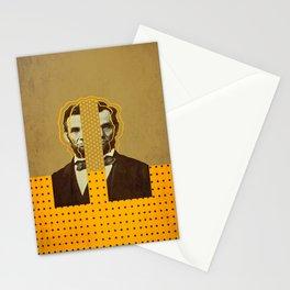 AbracadAbraham - Lincoln Stationery Cards