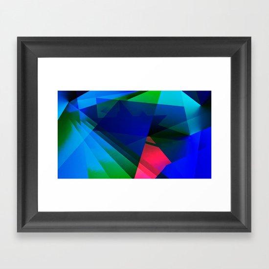 Madness 6 Framed Art Print
