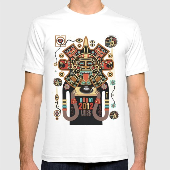 Mayas Spirit - Boom 2012 T-shirt