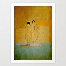 Withnail&I 2 Art Print