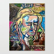 The Start Canvas Print