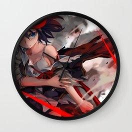 Ryuko Matoi - Kill La Kill Wall Clock