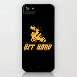 Off Road iPhone Case