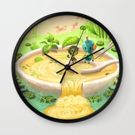 What the Pho Wall Clock