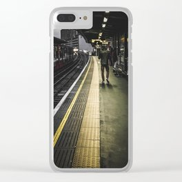 Street Photography Clear iPhone Case