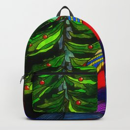 Waiting In The Moonlight Backpack