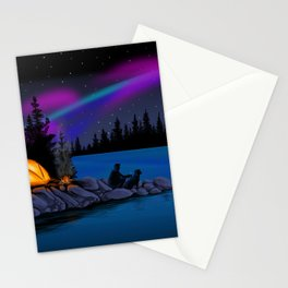 Camping Scenic Stationery Cards
