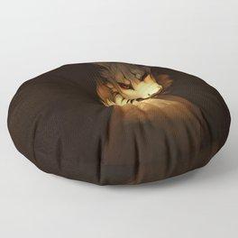 Orbis De Ignis Floor Pillow