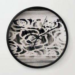 Lace 1 Wall Clock