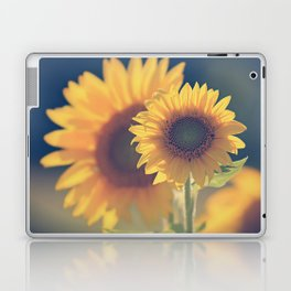 Sunflower 02 Laptop & iPad Skin