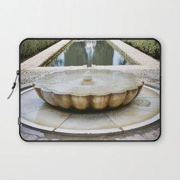 Moorish Fountain Laptop Sleeve