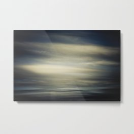 Dreamy Haze Metal Print