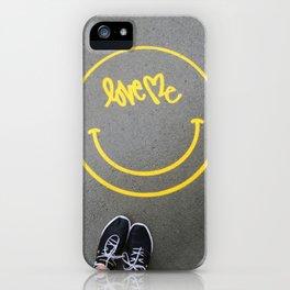 love me iPhone Case