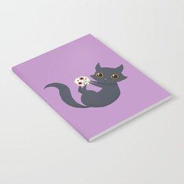 Kitty sugar skull Notebook