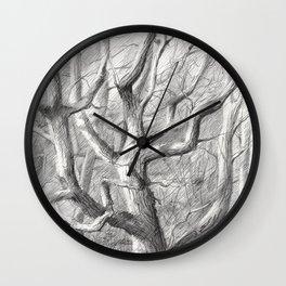 Meyendel-09-04-14 Wall Clock