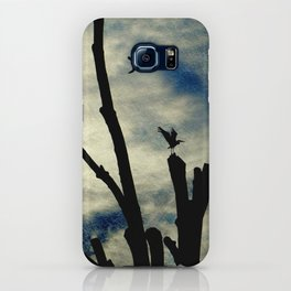 Stormy iPhone Case