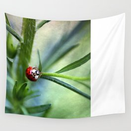 Lady Bird Wall Tapestry