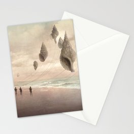 Floating Giants Stationery Cards