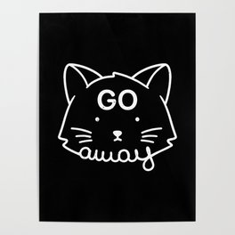 Go Away Poster