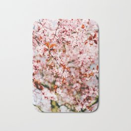 Cherry Blossom Tree (Color) Bath Mat