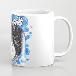 yin yang fish,symbol of harmony Coffee Mug