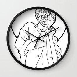 Mineral Woman Wall Clock