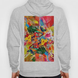 Kaleidoscope Plexi-glass Hoody