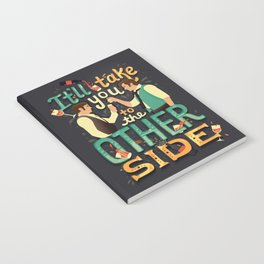 The Other Side Notebook