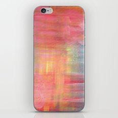Sunset Background iPhone & iPod Skin