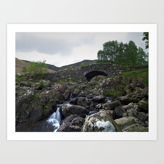 Ashness Bridge 2 Art Print