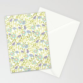 Sage and Poppy Stationery Cards