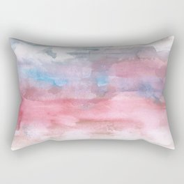 Ode to Ship Rock Rectangular Pillow