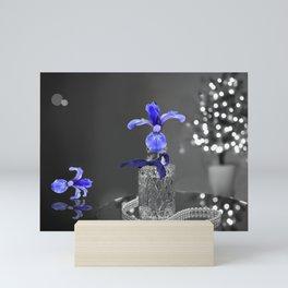 Dressing Table Iris Mini Art Print