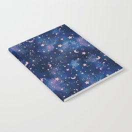 Zodiac - Watercolor Notebook