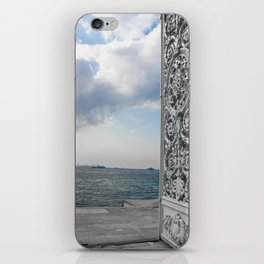 Gate  iPhone Skin