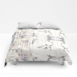 Toit de Paris Comforters