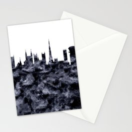 Bristol Skyline Great Britain Stationery Cards