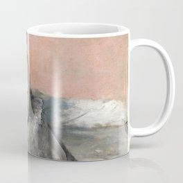 Edgar Degas - Madam Rene de Gas Coffee Mug