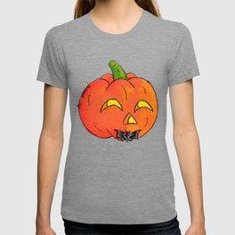Pumpkin Groom T-shirt