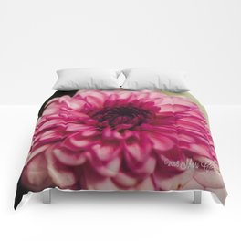 Pink Goodness Comforters