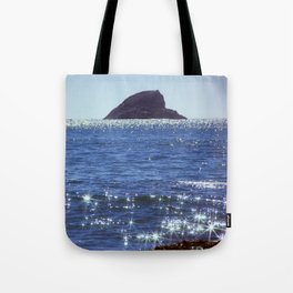 Sparkle Coast Tote Bag
