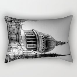 St Pauls, London Rectangular Pillow